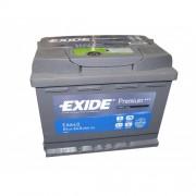 Autobaterie EXIDE PREMIUM  64Ah, 12V, 640A