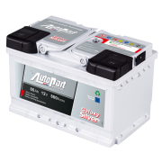 Autobaterie 85Ah, 800A, AUTOPART GALAXY SILVER, 12V, 585-330