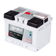 Autobaterie 55Ah, 500A, AUTOPART GALAXY SILVER, 12V