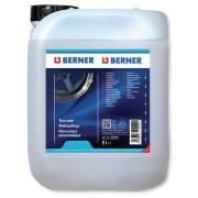 Čistič, oživovač pneu BERNER 5000ml, 365880, pěna, 5L
