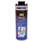 Ochranný nátěr podvozku vosk, DINITROL 4942, průhledný, hnědý, 11188