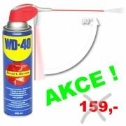Mazací olej, sprej, WD-40 450ml, SMART STRAW, 5032227740372, WD40, AKCE!