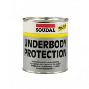 Antikorozní nástřik, nátěr, SOUDAL, pro ochranu podvozku vozidel, GUN, 5kg, 5407304, 5411183011229