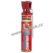 Pěna montážní, SOUDAL Soudafoam Comfort, 600ml, 1103080, 5411183112759