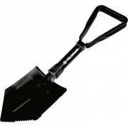 Lopata skládací FIELDMANN ocelová černá