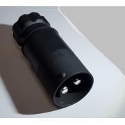 Zástrčka pomocného startu 24V, 2-pól, 52500027100, 35mm2, 1000A
