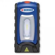 Lampa LED, BERNER kostka, led pásek, SILNÝ magnet 206958, AKCE, svítilna, USB