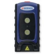Lampa LED, BERNER kostka, 2x dioda, SILNÝ magnet, 206957, svítilna, USB konektor