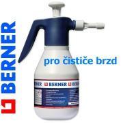 Rozprašovač pumpička BERNER, 135128, pro čističe brzd, 1.25L, max.2bar