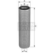 Filtr hydrauliky HD15174/1x, JCB210, 159274A1, KRJ3836