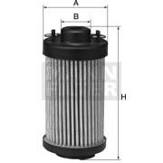 Filtr hydrauliky HD419/1, JCB3CX, JCB4CX, hydraulický, 32/910100, 32/913500, 32/925346