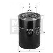 Filtr oleje W940/37 AD, D422, 100kW, 16V