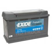 Autobaterie EXIDE PREMIUM 100Ah, 12V, 900A