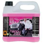 Chladící kapalina HAPPY CAR G12+  3l