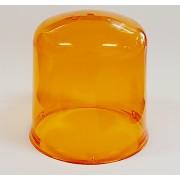 Kryt majáku, BRITAX, typ 374 SERIES, na 3 šroubky, oranž, 10R-020549, 020549, 10240