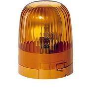 Maják, HELLA, 2RL007550-01, rotační, KL-JUNIOR, 24V, na 3 šrouby, oranž