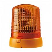 Maják, HELLA, rotační KL7000, 12V,na 3 šrouby, oranž