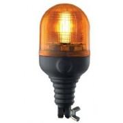Maják, MICROROT FLASH FLX, zábleskový, XENON 24V na tyč, oranž