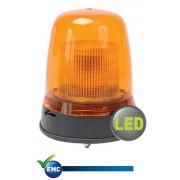 Maják, BRITAX, B90.00.LMV, LED, 12V/24V, pevný na tři šrouby, oranž