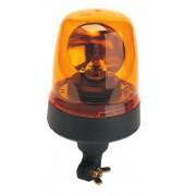 Maják BRITAX, 392.00.LB, H1, 12V/24V na tyč, vyšší, oranž