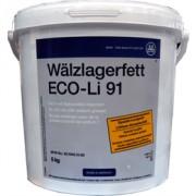 Mazivo ECO-LI 91 BPW, modrá, 5Kg, vazelina