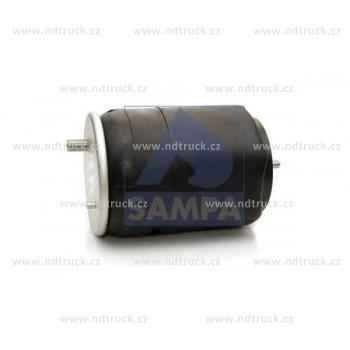 Měch vzduchový RVI PREMIUM, MAGNUM, kompletní SAMPA, SP554915-K