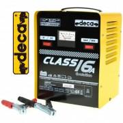 Nabíječka autobaterií DECA CLASS 16A, 12 / 24V, 9A, o kapacitě 20-200Ah