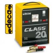 Nabíječka autobaterií DECA CLASS 20A, 12/24V, 12 A, o kapacitě 10-250 Ah