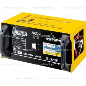 Nabíječka autobaterií DECA FL3713D, 6/12V/24V, 1,5 - 25A, 30 –450Ah, AUTOMAT