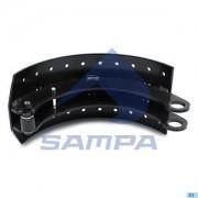 Brzdová čelist SAF RSM 9042, 1ks čelisti, SAMPA