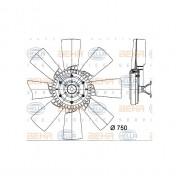 Ventilátor chlazení SCANIA P,G,R,T HELLA 728