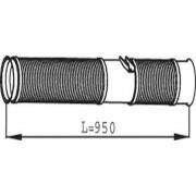 Trubka výfuku SCANIA R480/420, VS68277