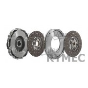 Spojková sada, VOLVO FH, RYMEC, 400mm, 3400700423, spojka, víko, lamela 2x, ložisko, mezikus, 1153.108