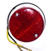 Svítilna obrysová červená, bulioko, zadní