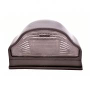 Osvětlení SPZ, LED, ADR 12/24V, DOB26LED, černé