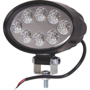 Pracovní světlomet PRILL, ovál, 8diod, 2200lm, 00131519