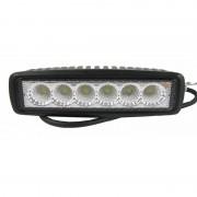 Světlomet prac.LED ovál 12diod 36W 12/24V 2600lm/hliníkové tělo/
