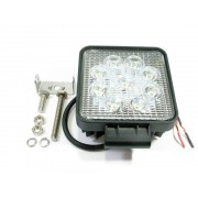 Světlomet pracovní kostka LED 115x115, 9 diod, UEU3010