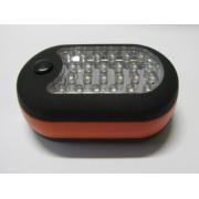 Lampa LED CORONA malá /vajíčko/