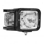 Světlomet přední HELLA se směrovkou - pravý, 1EA007108021, 1EA 007 108-021