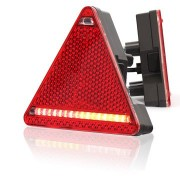 Svítilna skupinová LED W68 L trojúhelník