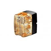 Svítilna směrová HELLA, 2BM002 652-051, boční, blinkr