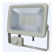 Reflektor LED Venus 30W, 2550lm, PIR senzor, šedý, 220V
