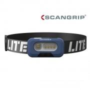 Lampa, LED, SCANGRIP, čelovka, LED 2 v 1, 49.0339, aku, svítilna, USB, senzor pohybu, 03.5642, SG49.0339