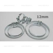 Spona hadicová,  12-20mm, W1 pozink, objímka hadice, 12mm