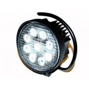 Světlomet pracovní LED pr.116  9diod x3W, hliníkové tělo, W090-F