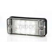 Svítilna LED W84 couvák bílá /12 diod/, zadní