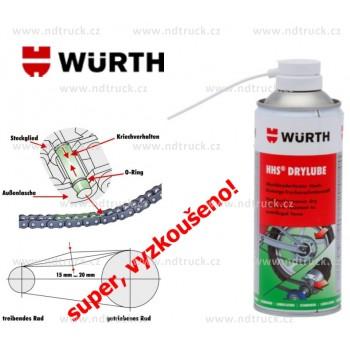 Mazivo kontaktní, HHS DRYLUBE, 400ml, WÜRTH , 08931066, wurth